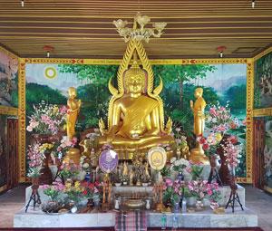 Khao Lak temples