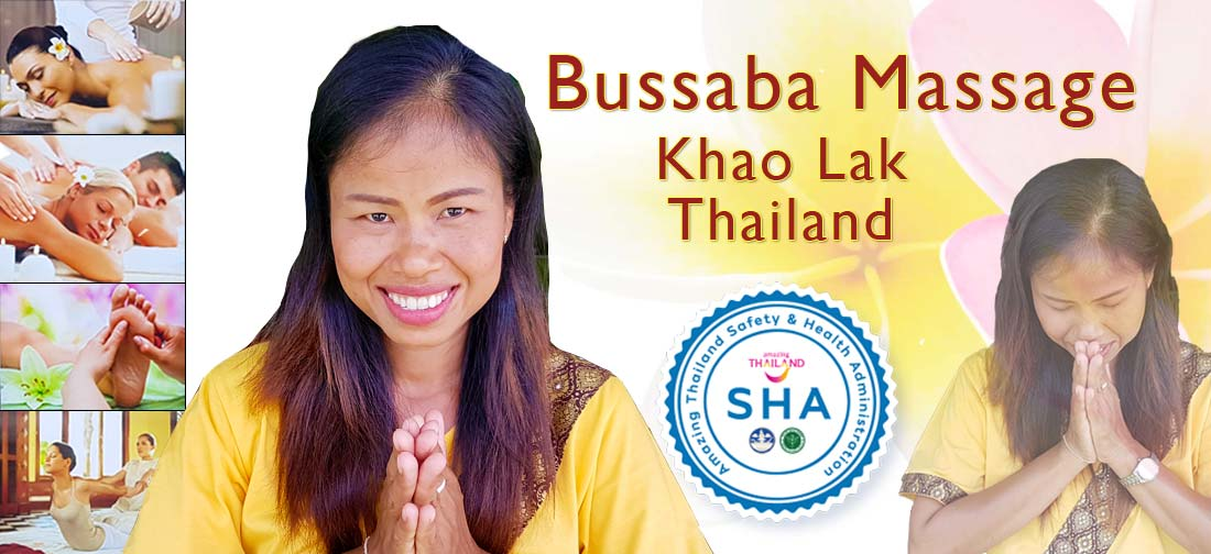 Bussaba Massage in Khao Lak